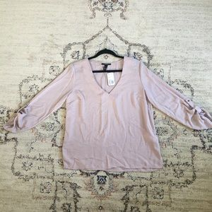 3/4 Sleeve Blouse Shirt